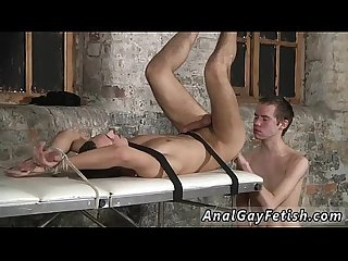 Twinks and wives gay sex luke desmond might be strapped down and