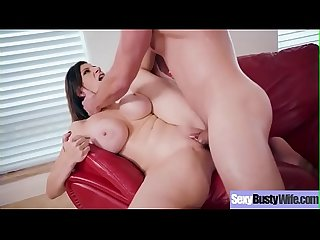 Big tits housewife sara jay on cam in hard style sex action video 23