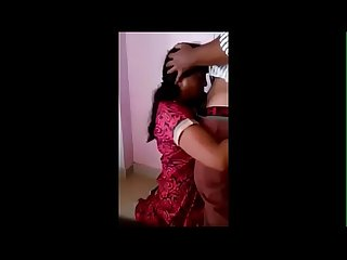 Tamil amma blowjob to son