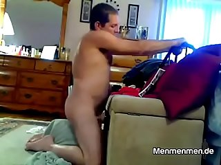 Dad S masturbation moment