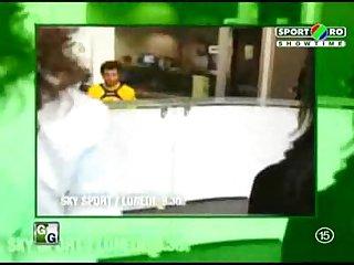 Goluri si goale ep 4 miki si roxana lpar Romania naked news rpar