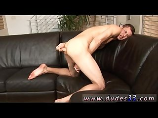 Why does gay porn make my dick hard we lodged on his faux cock and