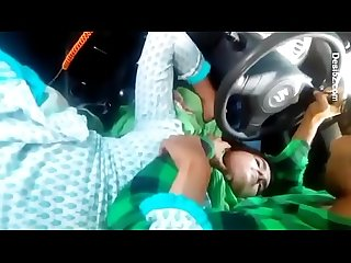 Devar bhabi romance in car