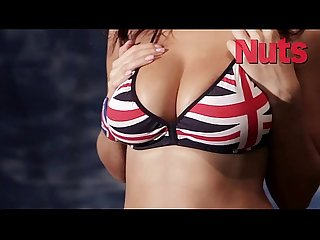 Holly peers boob olympics nuts july 2012 hd720p