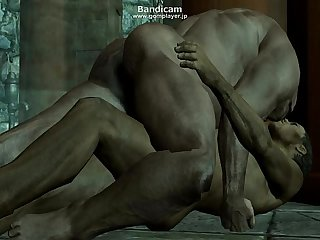 Gay foreplay Skyrim