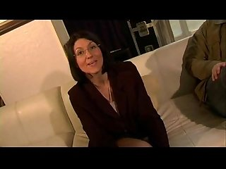 Sexy wife fucked by two men while hubby watches period Mp4