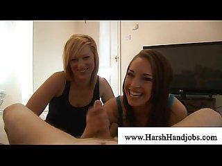 Horny ladies getting kinky