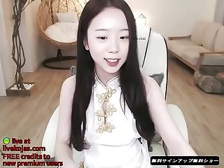 Korean sweet teen hottest cam show live at livekojas com