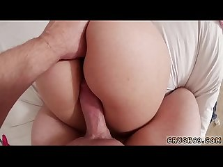 Blonde Teen punished Xxx money hungry playmate s step daughter