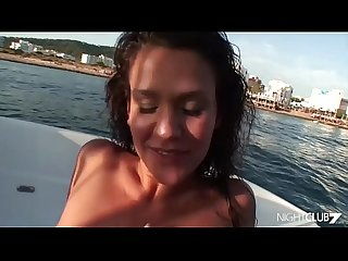 Sex on the bangboat samia duarte