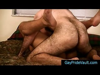 Hairy dude fucks good looking guy 2 by gaypridevault