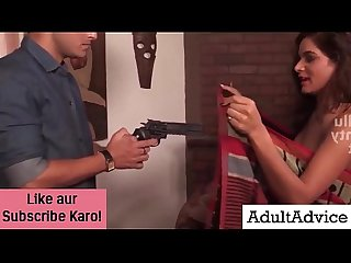 Police sex with hot Desi indian savita Bhabhi milf