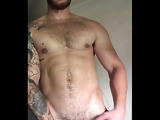 Matthew camp S thick meat with precum