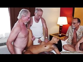 Edging blowjob two first time So the old folks are on a beach