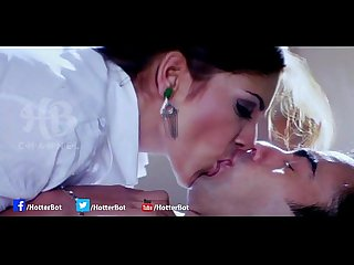 18 uncut Bollywood hot kissing scene in club mouth watering smooch