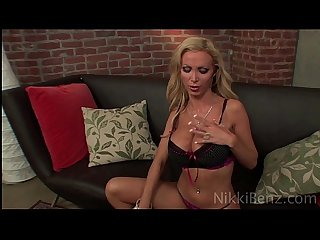 Nikki benz loves big tit blondes