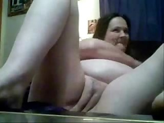 My naked mom masturbating at pc period hidden cam