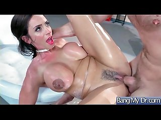Superb patient ariella ferrera come to doctor and get nailed mov 06