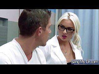 Slut patient Gigi allens and doctor in sex adventure clip 15