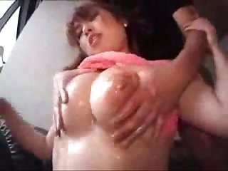 asian breat massage