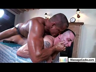 Massagecocks muscule ass massage