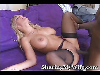 My girl gets the cock she wanted