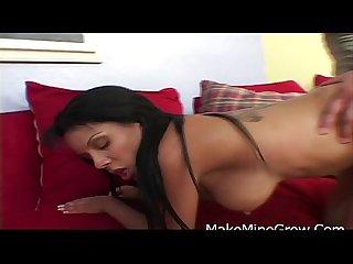 Big ass latina Elena heiress nailed behind