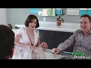 Kinky mom big cock eating stepson familystroke period net