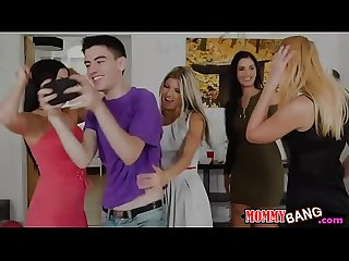 Gina gerson and kayla green amazing Orgy