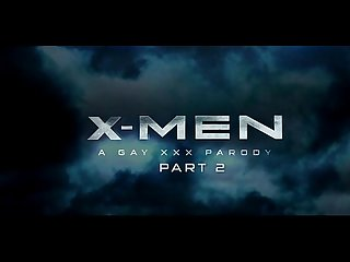 X-Men : A Gay XXX Parody Part 2 - FULL VIDEO HERE :..