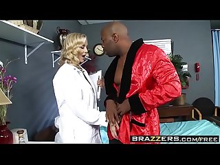Dirty blonde doctor lpar Julia ann rpar wants some bbc in her ass brazzers