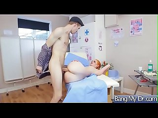 Slut horny patient ella hughes and doctor in hard action scene Video 12