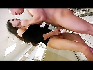 Sexy TS Madison Montag fucked hard