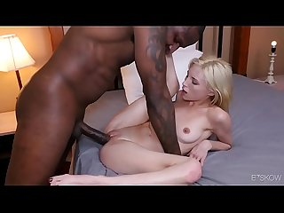 Piper Perri Takes a BBC in Doggy style