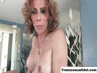 Jasmine Jewels gets rimmed and fucked