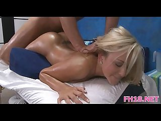 Sexy 18 year old cutie gets fucked hard