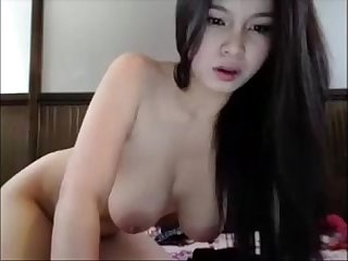 asian beauty masturbates on webcam for more visit pornvideocorner com