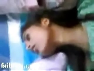 18 year old indian slut gf enjoying mast sex with my big cock all night