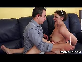 Cockhungry gilf wants hard shaft