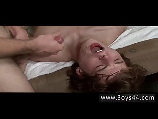 Teen porn hot gay skipping the rubdown lube for inborn jism and