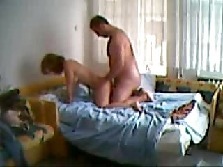 Amateur couple