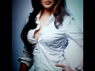 Cum tribute to sexy RIya Sen From Indian Dick | More @..