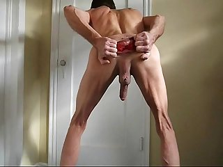 Fist fuck and extreme ass and cock