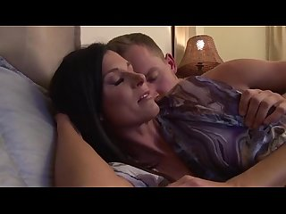 Upset mother calmed by stepson more videos on www amateurcams cf