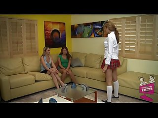 Samantha ryan allie haze and isis taylor lesbian 3some