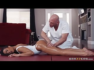 Kira Noir In Oily Yoga - FULL - ZZERZ.COM