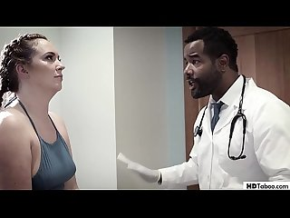 Black doc assfucked his favourite patient pure taboo