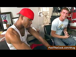 Thung Hunter - Black Gay Porn-movie23