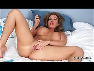 Hot milf richelle ryan solo masturbation