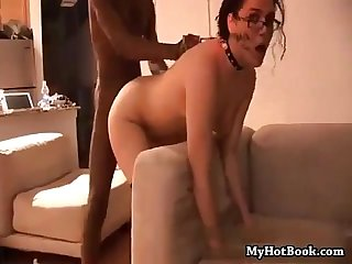 Amature black dong slave whore pt two